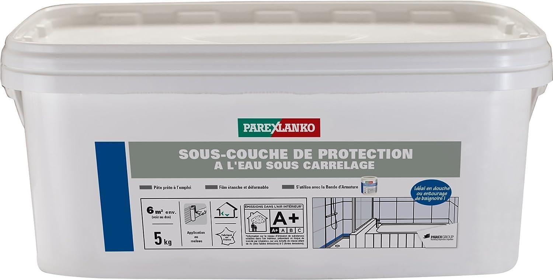 ParexGroup 2770 Sous-couche d/étanch/éit/é pour protection sous carrelage aux murs//sols 5 kg