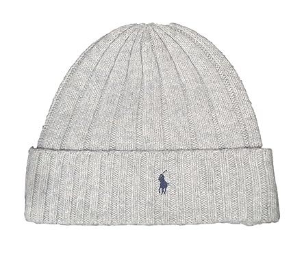 969e2a8509d Polo Ralph Lauren Ralph Lauren Wool Black Beanie Hat