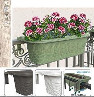 Blumenkasten Balkon Zum Hangen Am Gelander Blumenkorb
