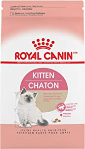 Royal Canin Feline Health Nutrition Dry Food for Young Kittens, 3.5 Pound Bag
