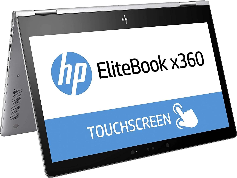 HP EliteBook x360 1030 G2 Notebook 2-in-1 Convertible Laptop PC - 7th Gen Intel i5, 8GB RAM, 512GB SSD, 13.3 inch Full HD (1920x1080) Touchscreen, Win10 Pro   Thunderbolt (Renewed)