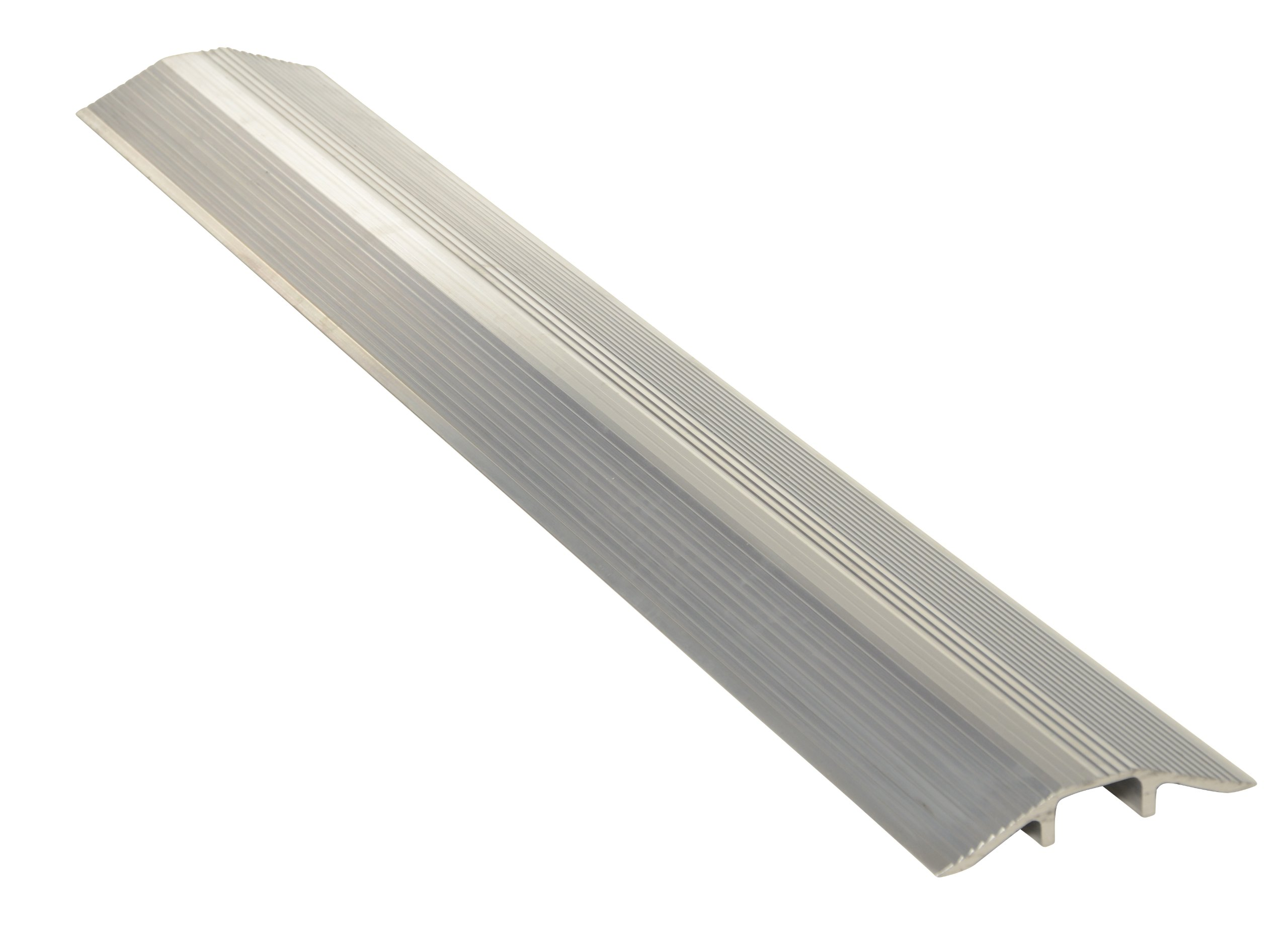 Vestil LHCR-60 Aluminum Extruded Hose and Crossover , 10000 lbs Capacity, 60'' Length x 9-1/8'' Width x 1-1/2'' Height