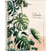 Agenda Espiral Planner M7 Naturalis 2020 1 - Tilibra