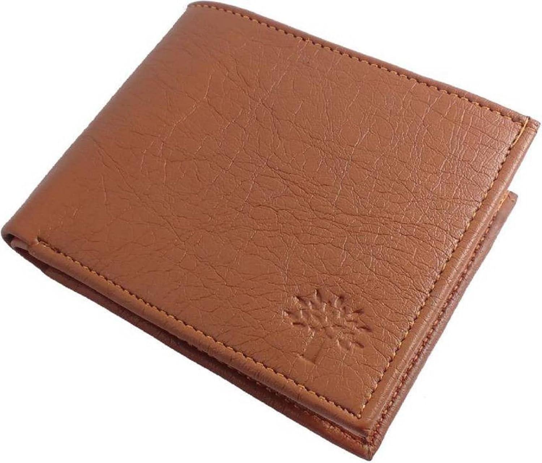WOODLAND OM INTERNATIONAL Tan Men's Wallet