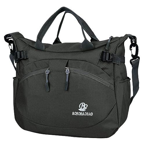 2d350e449f8f Vbiger Messenger Bag Handbags For Women Waterproof Nylon Fabric Shoulder Bag  (Black)  Amazon.ca  Jewelry