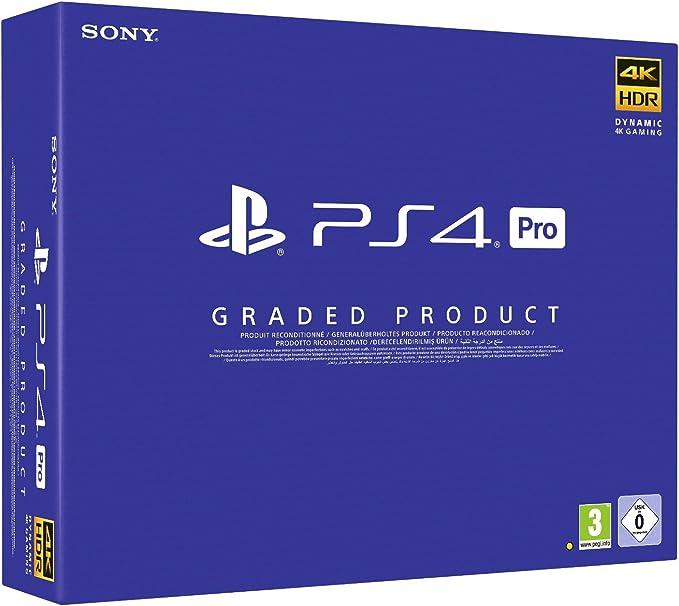 Graded Retail Ps4 Pro 1Tb B - PlayStation 4 (Ricondizionata ...