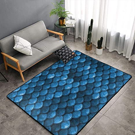 Amazon.com: Alfombra para dormitorio o sala de estar, tamaño ...