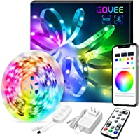 16.4-Feet Govee LED Color Changing Lights Strip with APP Control