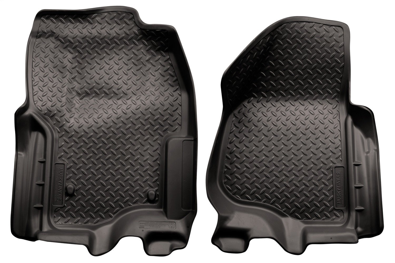 Husky Liners Front Floor Liners Fits 12-16 F250//F350 Crew//SuperCab w// foot rest Winfield Consumer Products 33861