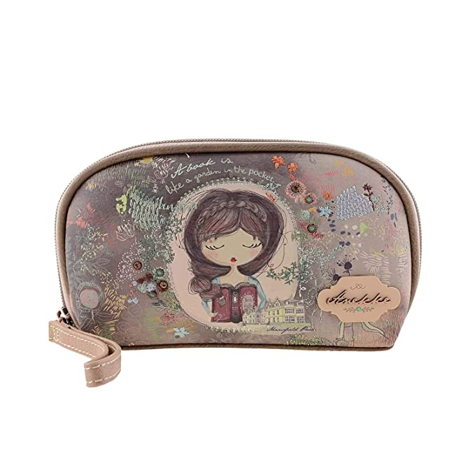 Monedero 28867-09 Jane Anekke Talla: U Color: BEIGE: Amazon ...