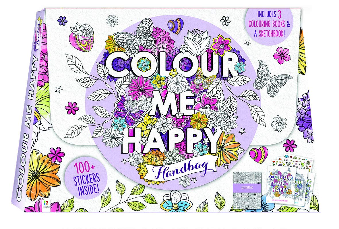 Colour Me Handbag (UK) PDF