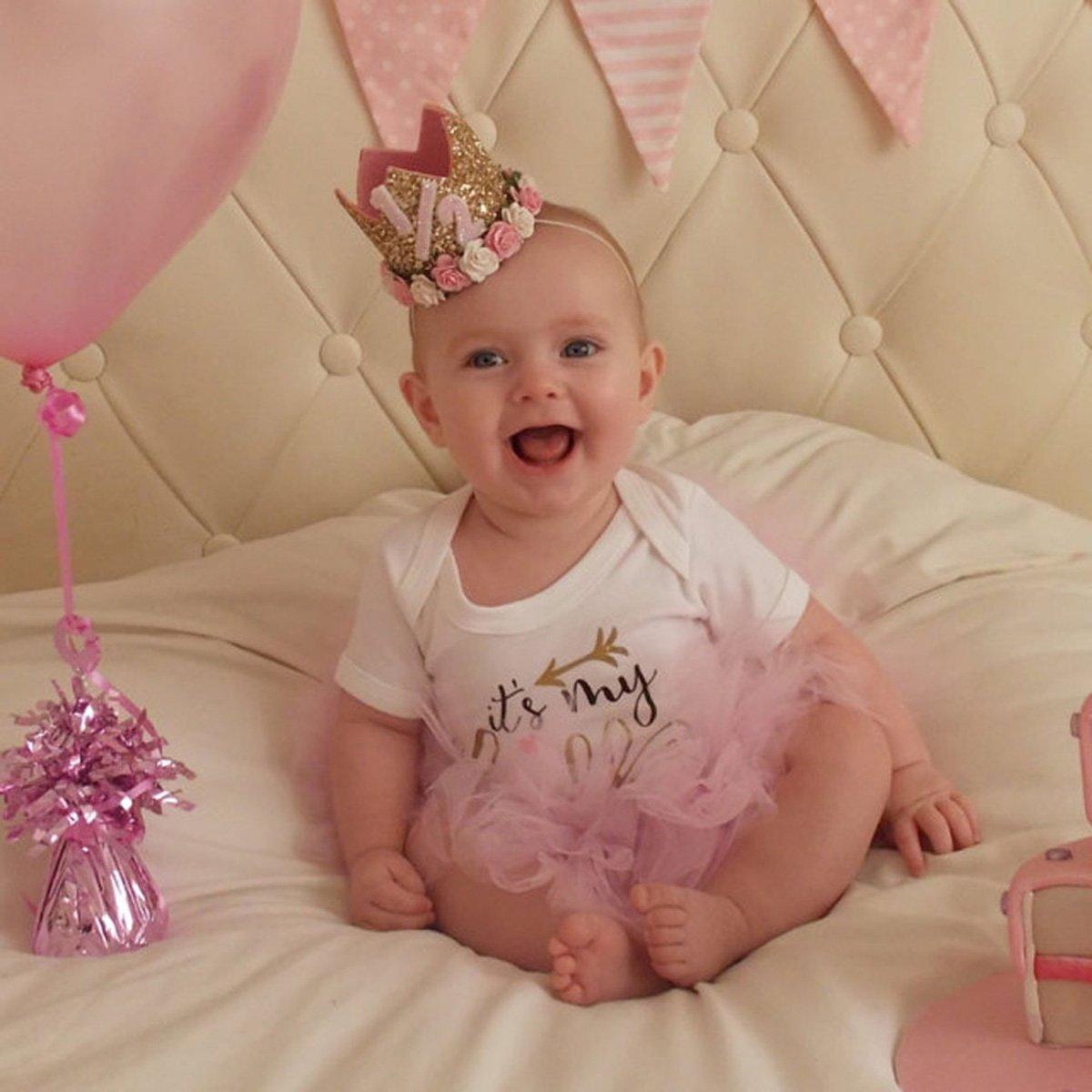 Kinder Baby Kleinkind Baby-Kopfbedeckung Haar-Band Stirnband Haar-Zusätze