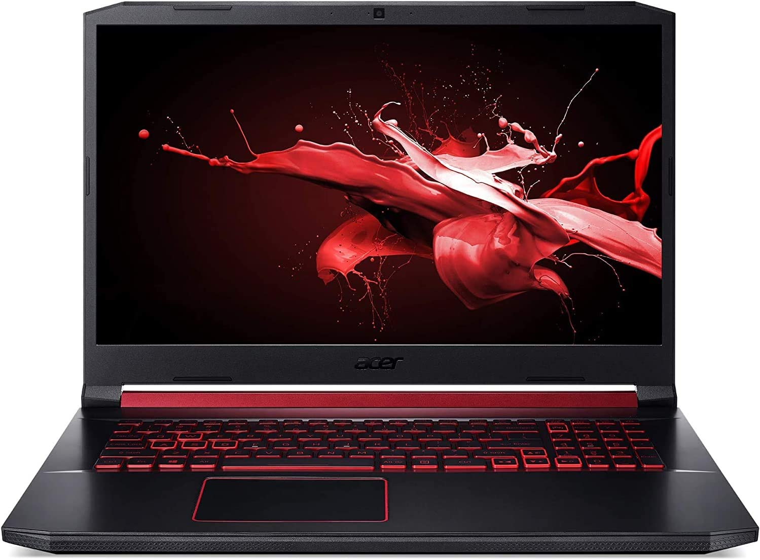 "Acer Nitro 5 - 17.3"" Laptop Intel Core i5-10300H 2.5GHz 8GB Ram 512GB SSD Win10H (Renewed)"