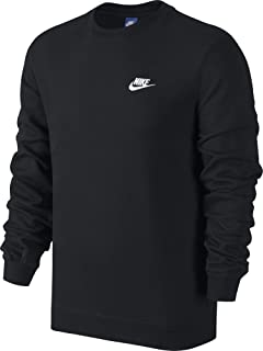 2f7cff492014 Nike Herren Club Swoosh Crew Fleece Sweatshirt  Amazon.de  Sport ...