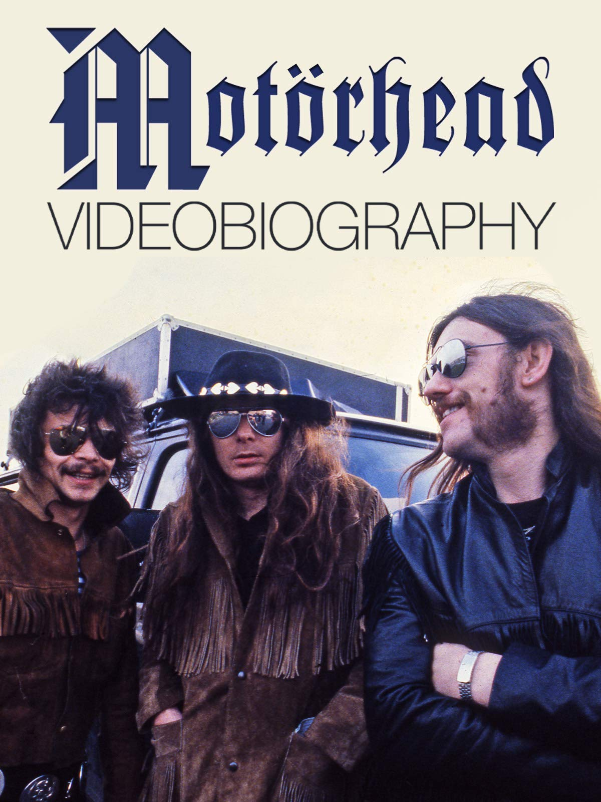 Motorhead: Videobiography on Amazon Prime Video UK