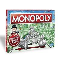 Hasbro Monopoly-C1009103 Classico, C1009103