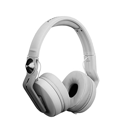 Image Unavailable. Image not available for. Color  Pioneer DJ DJ Headphone  White HDJ-700-W 582c6ad9f602