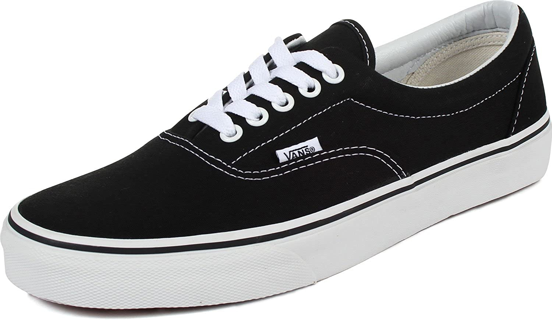 U ERA BLK Sneaker Canvas Skate Vans