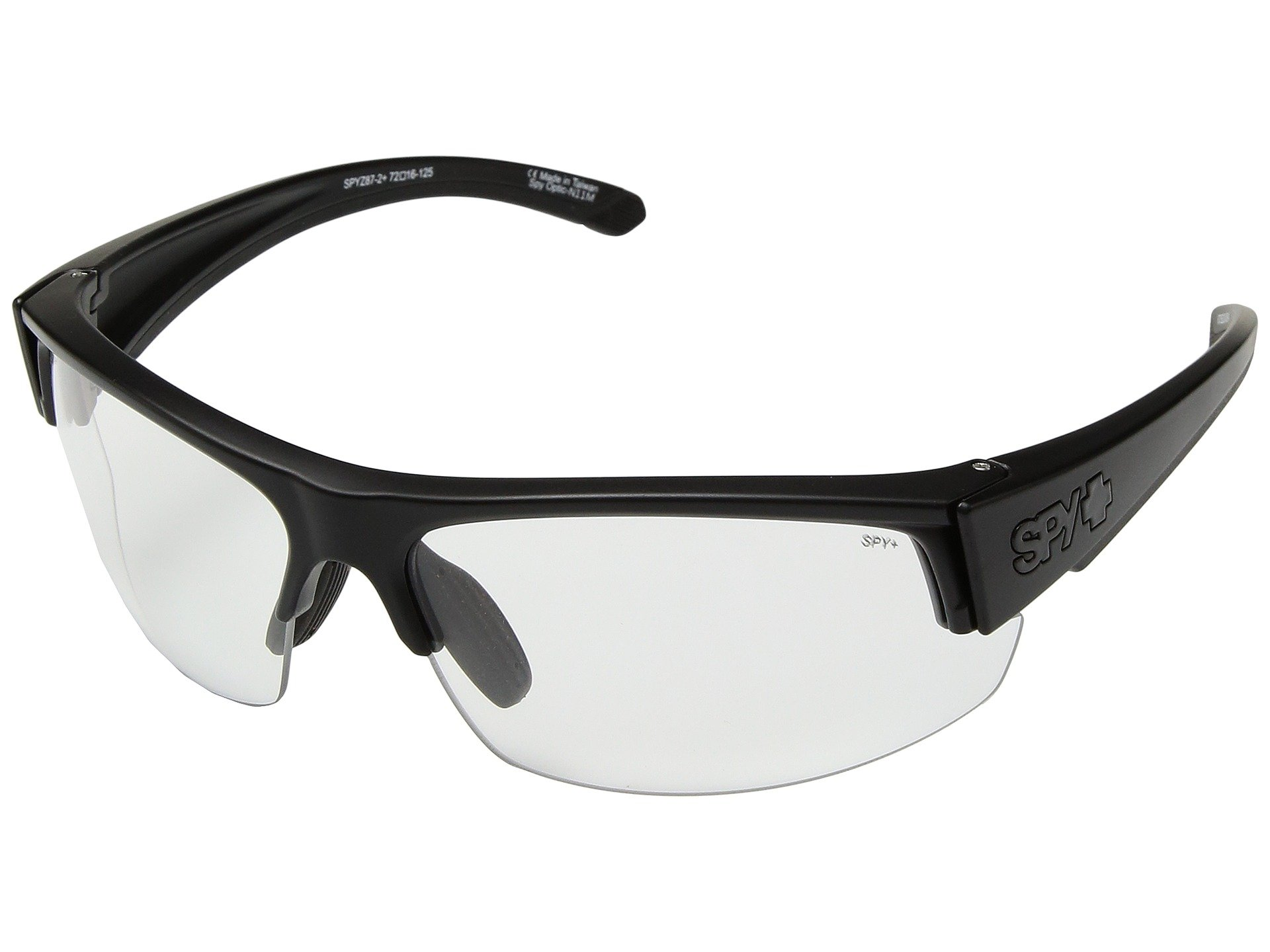 SPY Optic Sprinter Sunglasses for Men and for Women | Polarized Styles Available | ANSI-certified with Patented Detail Boosting Happy Lens Tech for Pure Performance by Spy