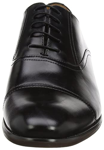 STEVEN by Steve Madden Steve Madden Footwear Herbert Low Derby, Oxfords Homme, Noir (Black), 42 EU