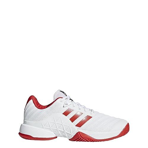 low priced 235f4 c03d4 adidas Barricade 2018 W, Zapatillas de Tenis para Mujer  Amazon.es  Zapatos  y complementos