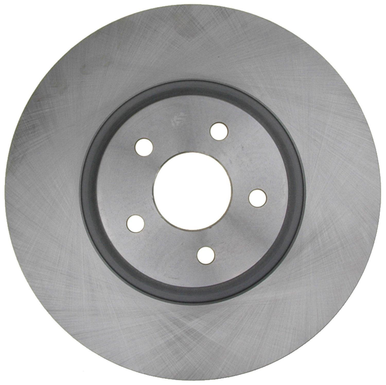 ACDelco 18A2962A Advantage Non-Coated Front Disc Brake Rotor