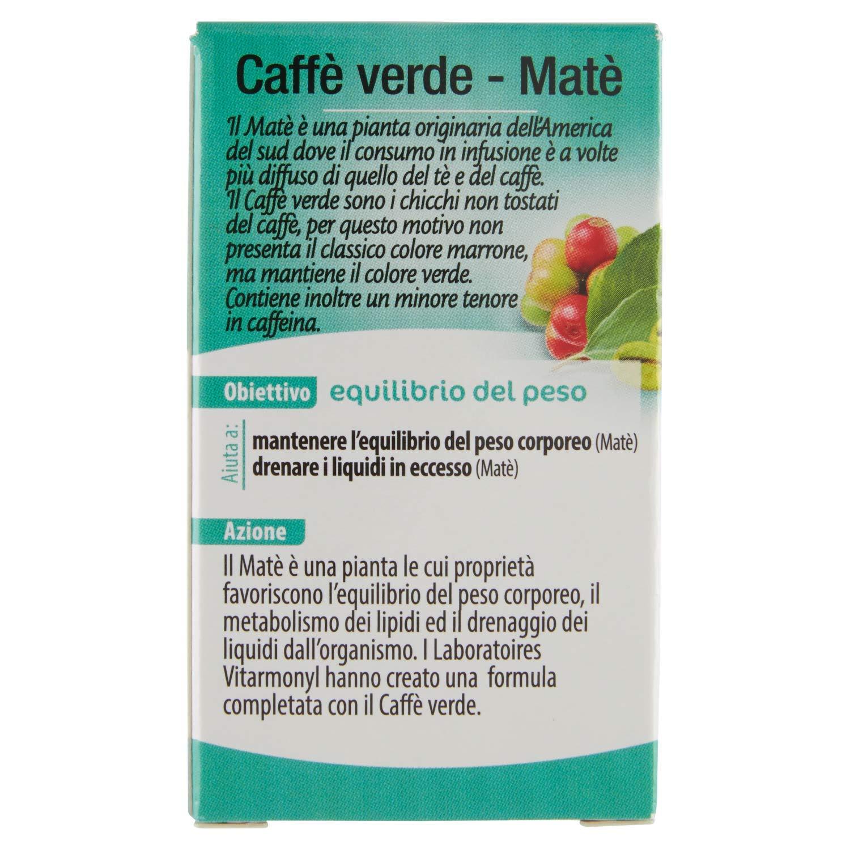 caffe verde e the verde insieme