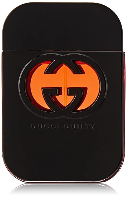 Guilty Black Pour Femme By Gucci For Women 75 ml