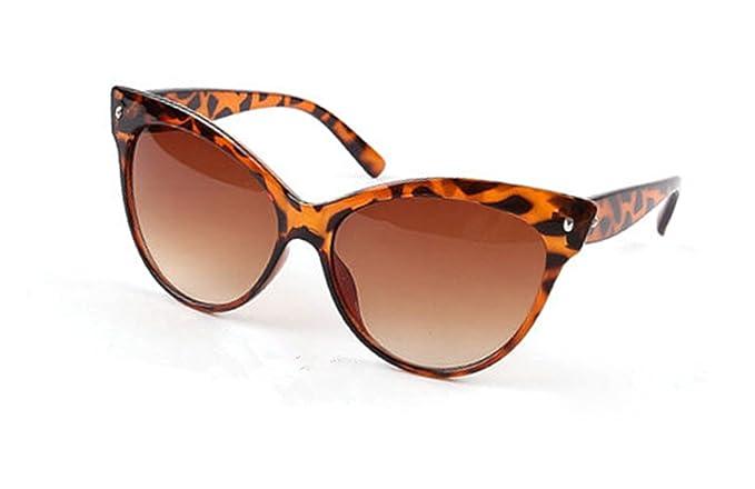 Ardisle – Gafas de sol para mujeres, de ojo de gato, retro, vintage, extragrandes, de diseño
