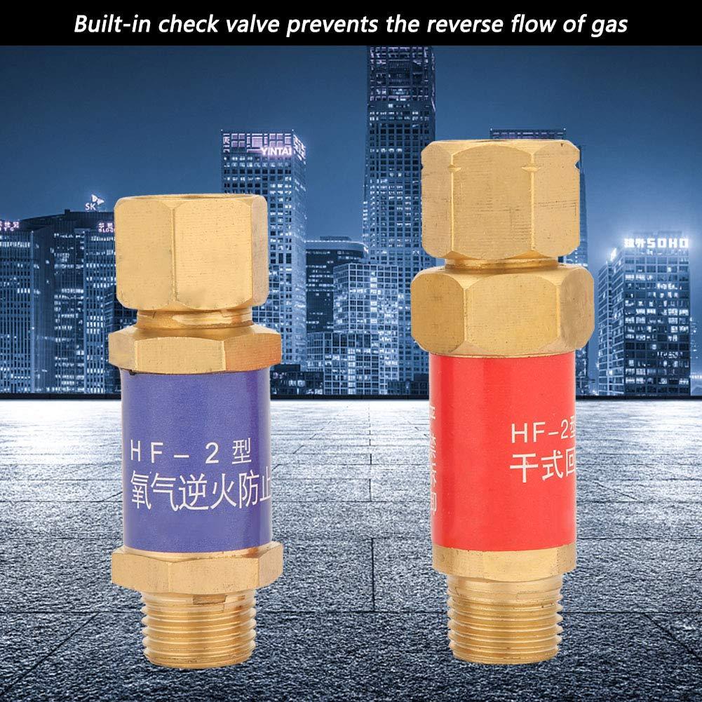 Oxygen Acetylene Flashback Shield Oxygen Acetylene Check Valve MPa for Home