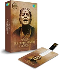 Music Card: M.S. Subbulakshmi 320 Kbps Mp3 Audio