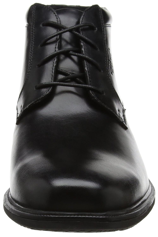 Rockport Herren Essential Detail Ii (Black) Chukka Boots, Schwarz Schwarz (Black) Ii 69ecd5