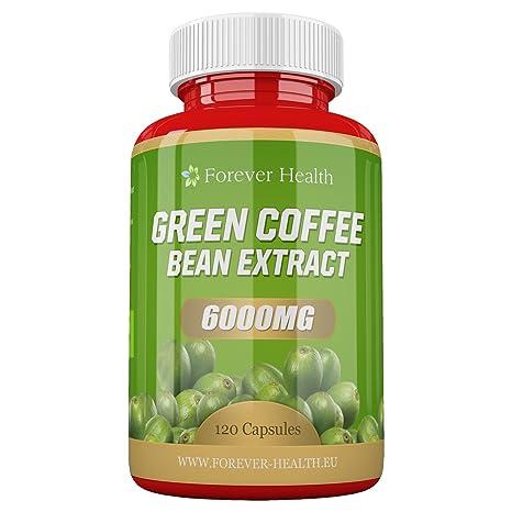 estratto di chicco di caffè verde ihealth
