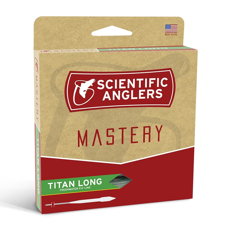 豪奢な Scientific Anglers Mastery Fly Titan Long B076PSSPV4 Anglers Fly Line WF8F B076PSSPV4, BESTLIFE:f6490c47 --- a0267596.xsph.ru