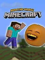 Annoying Orange vs Minecraft