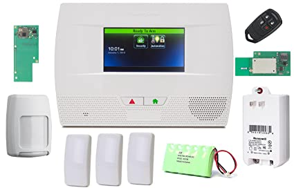 Honeywell Lynx Touch L5210 Home Automation/Security Alarm Kit with Wifi and Zwave Module