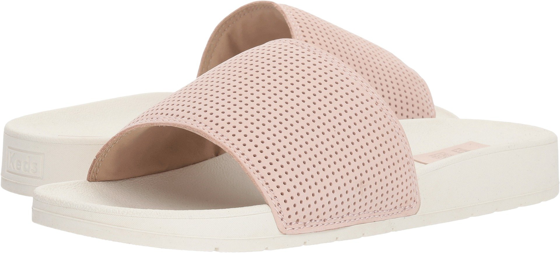 Keds Women's X Design Love Fest Bliss Sandal Blush/Cream 9 B US