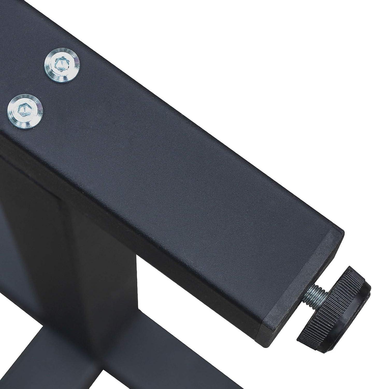 Telaio per banco da lavoro Struttura tavolo per attrezzi Base tavolo 50x125x80cm