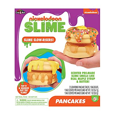 Cra-Z-Art Nickelodeon Pancakes Squeezies: Toys & Games