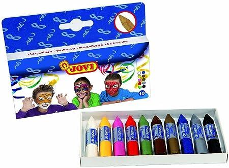 Maquillaje especia para niños. Con textura agradable y suave,Se elimina fácilmente con agua y jabón