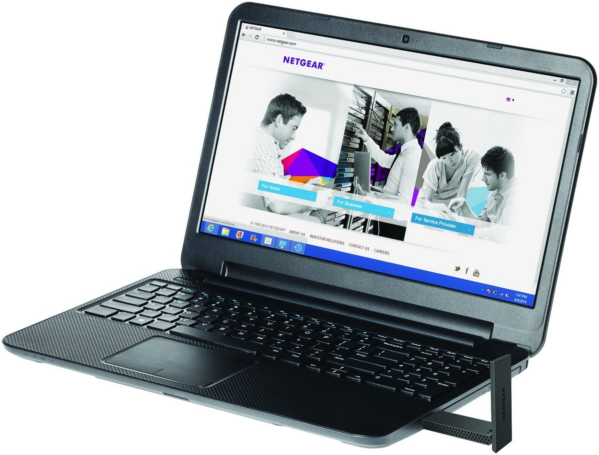 Compatibile con tutti i Modem Router Velocit/à AC1200 Netgear Chiavetta USB WiFi A6150 Piccola adatta ai viaggi 300+867Mbps