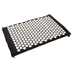 High Quality Healing Relaxing Relax Stress Relieving Acupressure Bed of Nails Mat by Kurtzy TM