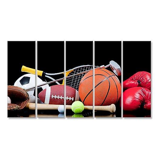 islandburner Cuadro Cuadros Varios Equipos de Deportes como el ...