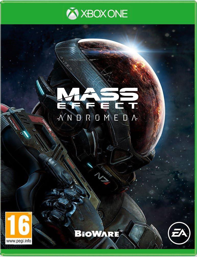 Mass Effect: Andrómeda: Amazon.es: Videojuegos