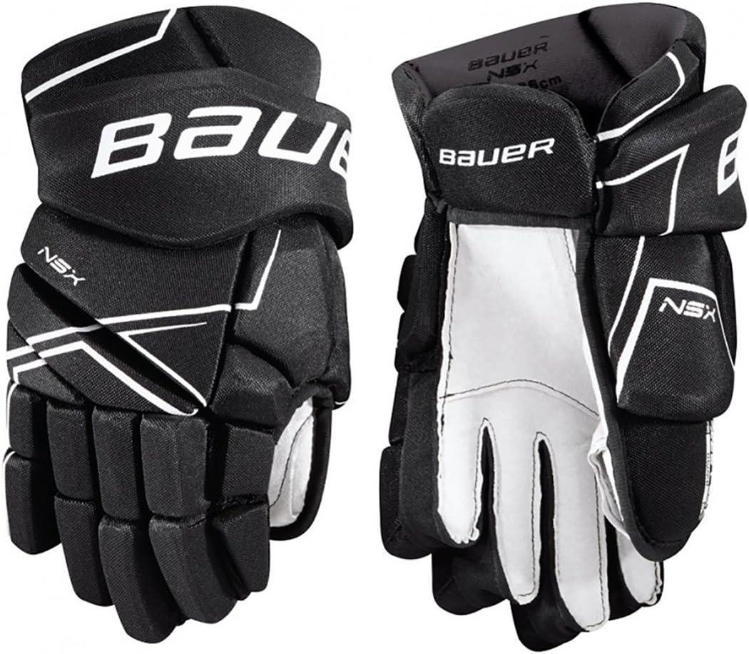 Bauer S19 NSX Youth Ice Hockey Gloves