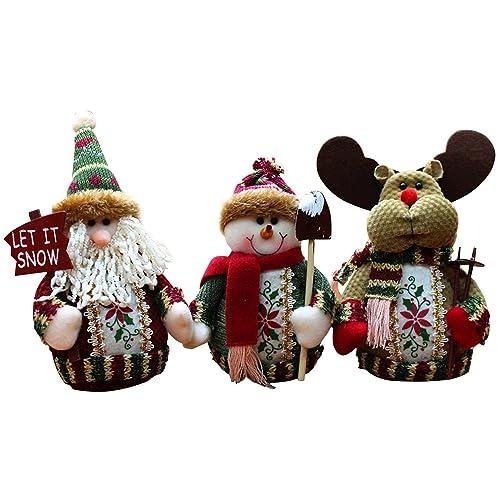 Desk Christmas Decorations: Amazon.com