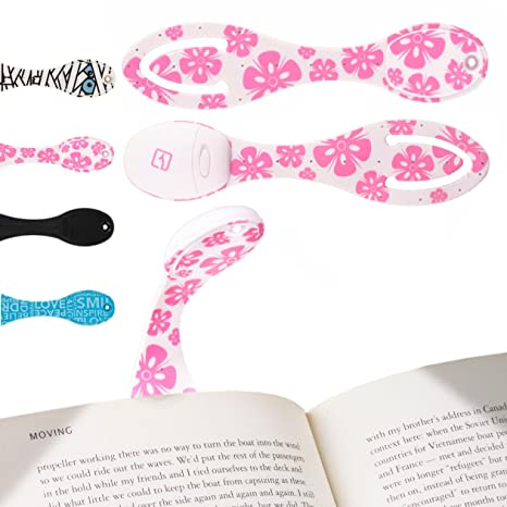 Amazon Book Light Impressive Book Light For Reading In Bed Clip On LED Reading Light Bookmark