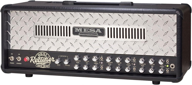 Mesa Boogie Dual Rectifier Reborn · Cabezal guitarra: Amazon.es ...