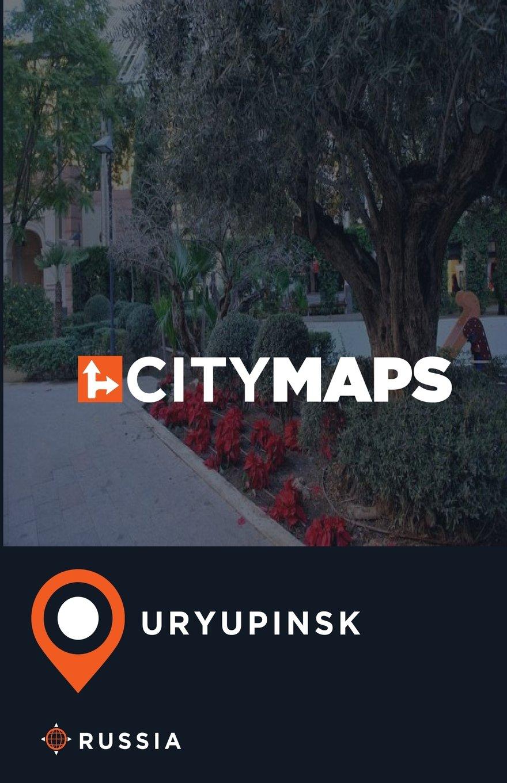 Read Online City Maps Uryupinsk Russia ebook