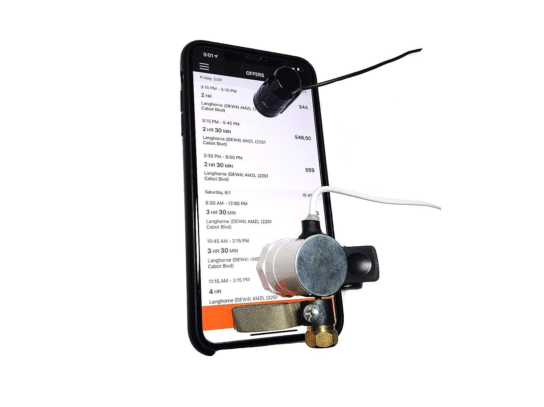 Amazon.com: Dispositivo de limpiaparabrisas y clicker: flexbot